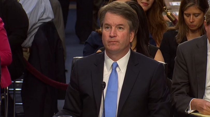 Justice Kavanaugh: 'I Will Always Be Not Afraid' - Church Militant