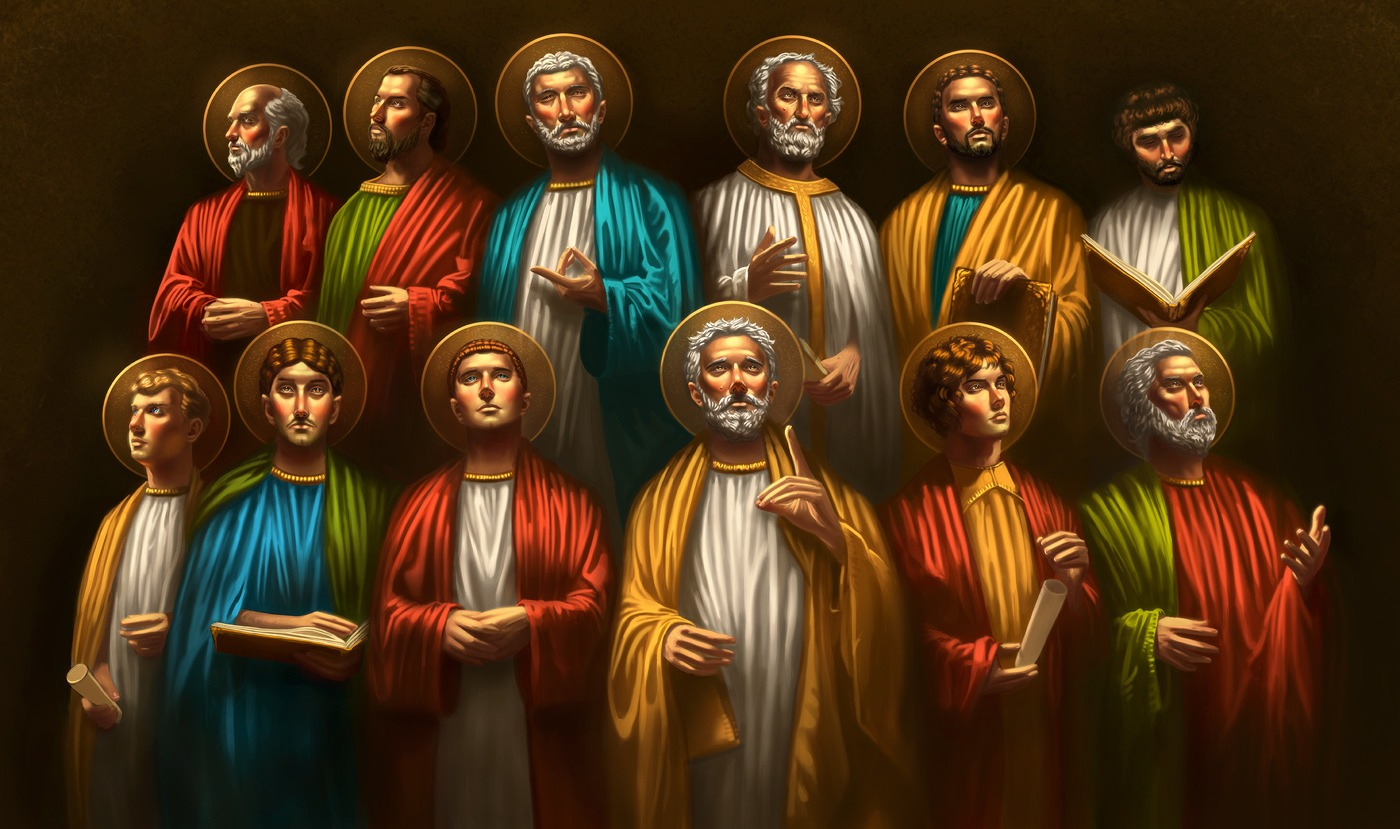 the apostles how they died and where they are now