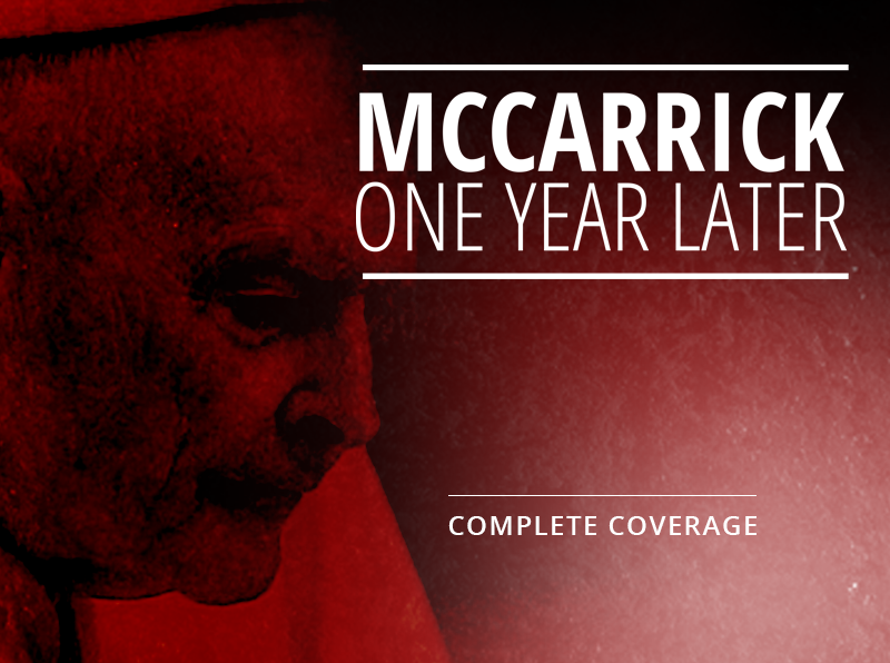 McCarrick: One Year Later