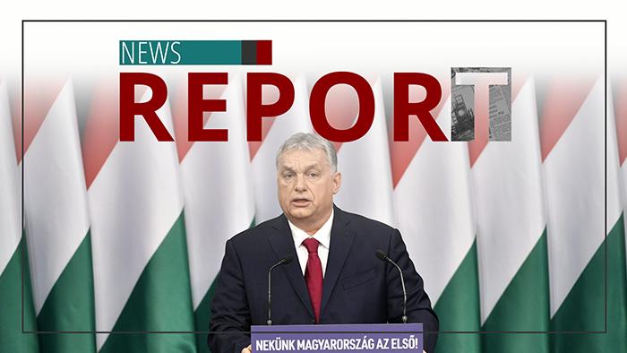 Orbán Slammed by Leftists Again