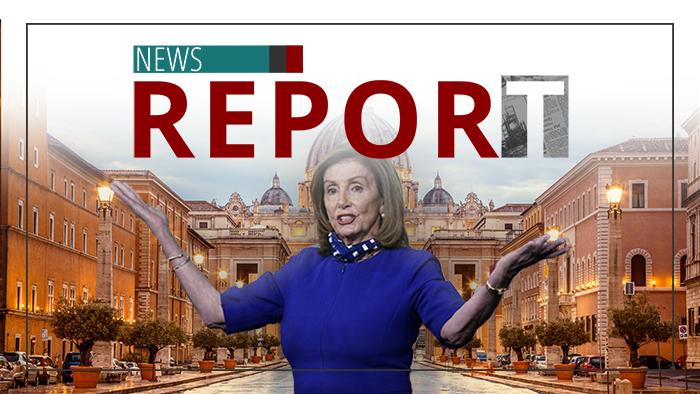 Pelosi and Vatican vs. Canon Law