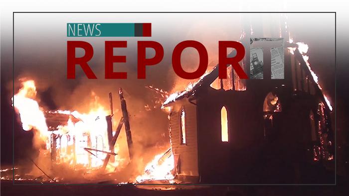 Churches Under Siege