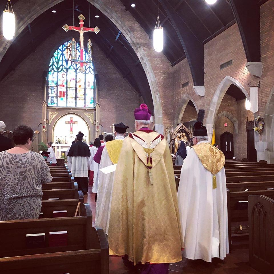 Ordinariate Priest Excommunicated,Parish Closed After