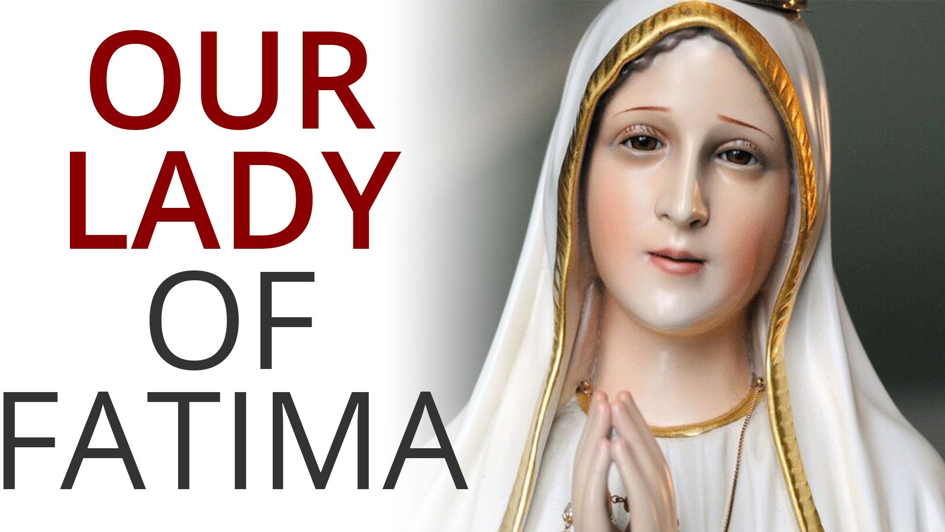 Our Lady Of Fatima The Vortex