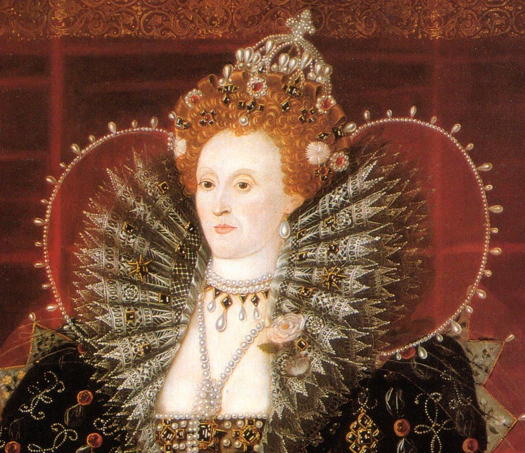 daughter of Henry VIII...