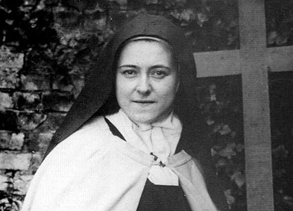Image result for st. therese of lisieux