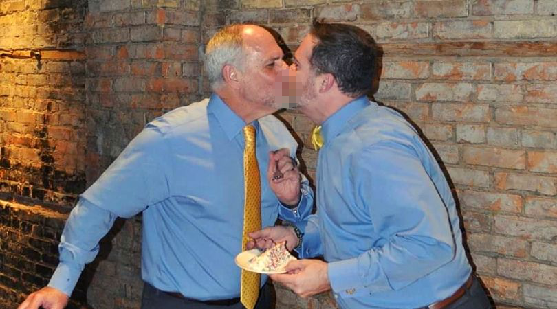Two Priests Leave Ministry for Their Homosexual Relationship