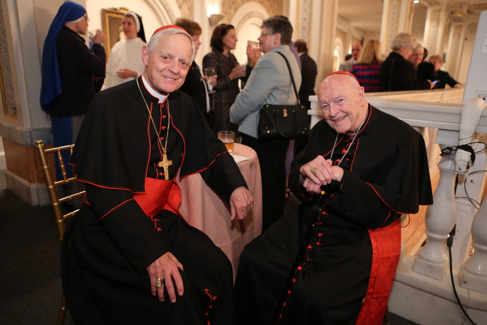 Image result for cardinals catholic mccarrick