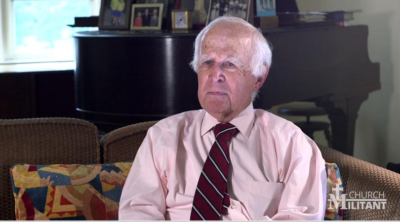 Exclusive Interview: Dr. Paul McHugh